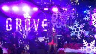 CHARICE AT THE GROVE - JINGLE BELL ROCK & MY GROWN UP CHRISTMAS LIST
