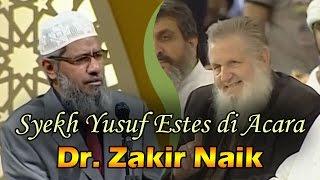 Masalah Isbal dalam Islam | Syekh Yusuf Estes Hadir di Acara Dr. Zakir Naik