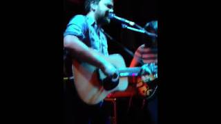 Frightened Rabbit - Boxing Night (new song) @ The Tunnels