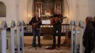 Wildwood Jack: Diamonds on the Soles of Her Shoes live at Vindblaes Church