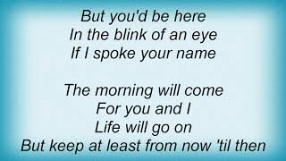 Aqualung - Good Goodnight Lyrics