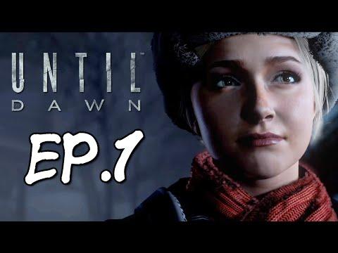 Until Dawn (Дожить до Рассвета) - Эффект Бабочки #1
