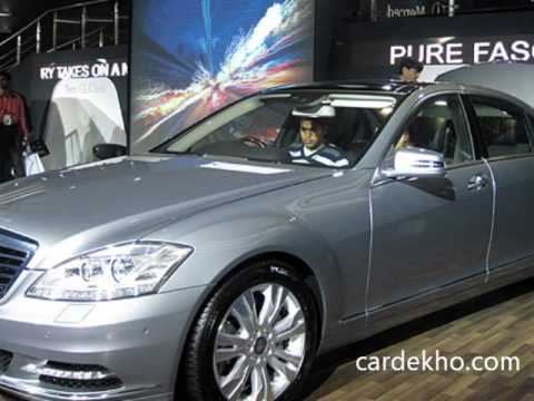 The awe-inspiring Mercedes Benz S Class