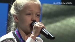 Anastasiya Petryk - Nebo (Ukraine) 1st rehearsal PREVIEW