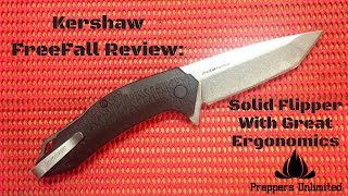 Kershaw FreeFall Review | Model 3840
