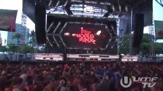 New World Punx - Live @ Ultra Music Festival Miami 2014