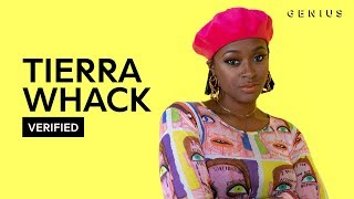 "Tierra Whack ""Hungry Hippo"" Official Lyrics & Meaning 