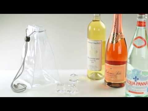 Video Tescoma Uno Vino chladící taška 2