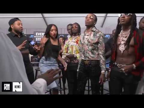 MIGOS TRY TO FIGHT JOE BUDDEN (WITH FAMOUS DEX AD LIBS)