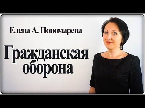 Работодатель обязан научить работников спасаться - Елена А. Пономарева