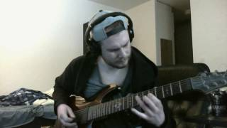 Converge   All We Love We Leave Behind Guitar Cover.