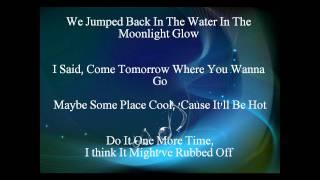 Scotty McCreery- Write My Number On Your Hand Lyrics