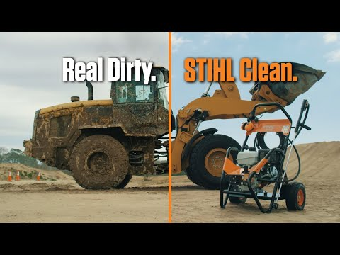 Stihl RB 800 in Ennis, Texas - Video 2