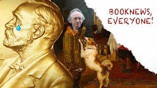 Booknews, everyone | Харассмент по Нобелю и троечник Макьюэн