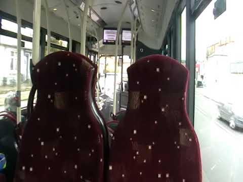 Service 1: Lothian Buses Wright StreetAir EV 285 (SK67 FLD)