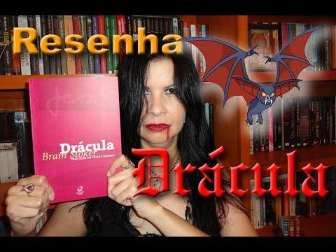 Livro Drácula - Bram Stoker - Por Glaucia de Paiva