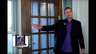 MVTV - Home Construction Ideas; Modern Farmhouse Tour Part 3: Entryway