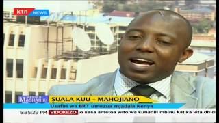 Mjadala kuhusu usafiri wa BRT jijini Nairobi |Afrika Mashariki