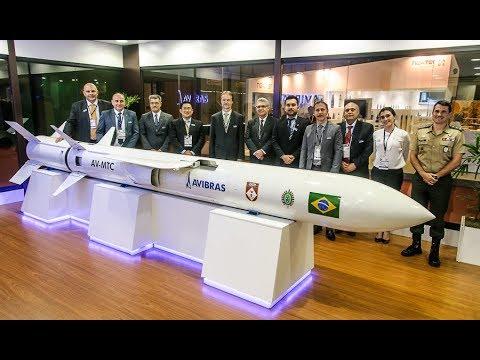 AV-MTC Avibras Aeroespacial y Defensa LAAD 2019