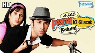 Ajab Prem Ki Gajab Kahani {HD}   Ranbir Kapoor  Katrina Kaif  Hindi Full Comedy Movie