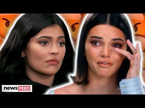 New Details About Kendall & Kylie Jenner's FIGHT Emerge!