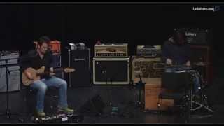 PMC - Waukesha Macassar et Thelonious par Brice Delage et Franck Amand Guitares au Beffroi
