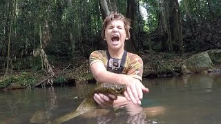Fishing For River Monsters! HD