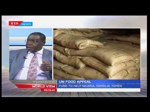 World View: Poor economy and war blamed for South Sudan famine - 22/2/2017