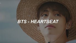BTS (방탄소년단) 'Heartbeat (BTS WORLD OST)' Easy Lyrics