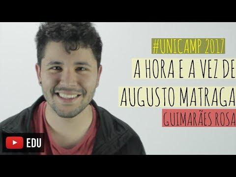 Resenha: A hora e a vez de Augusto Matraga - Guimarães Rosa (Lista UNICAMP/FUVEST) #VEDA8