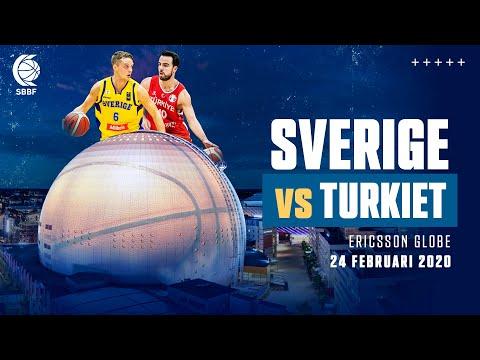 Biljettsläpp till Sverige-Turkiet!