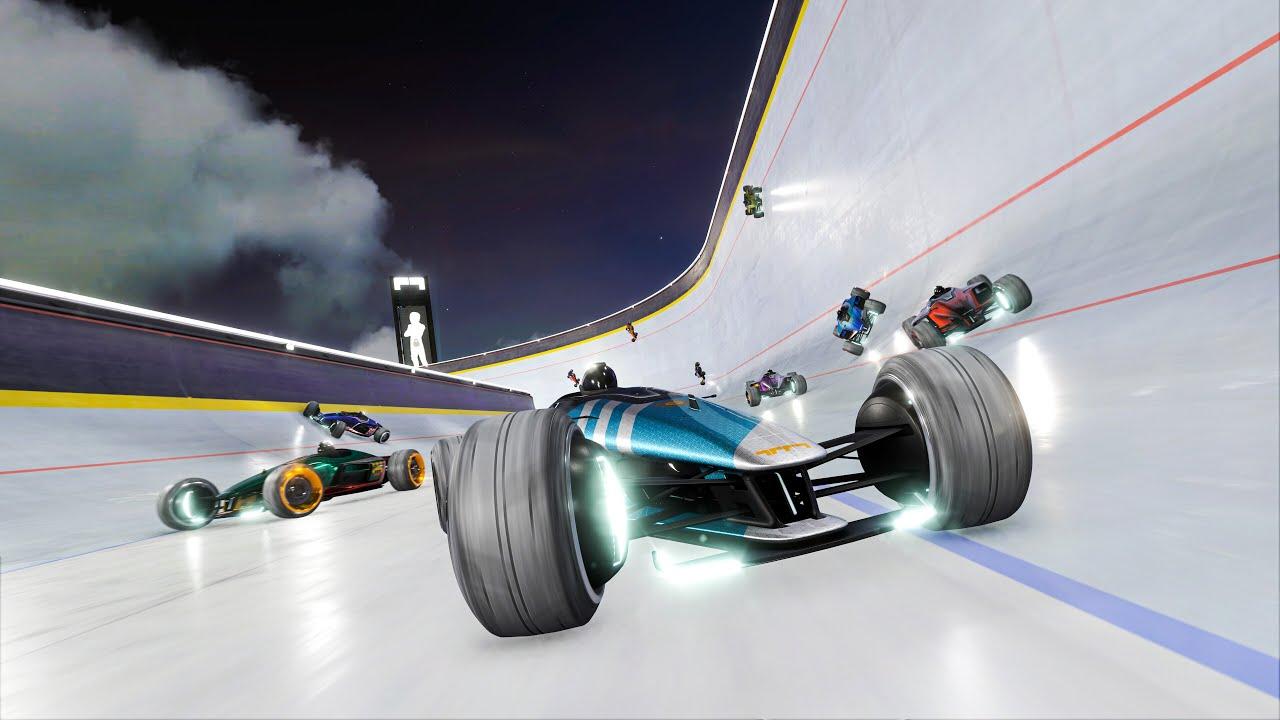 Трейлер игры Trackmania (2020)