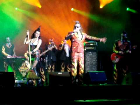 Leningrad Cowboys - Perfect day live am Donauinselfest 2008