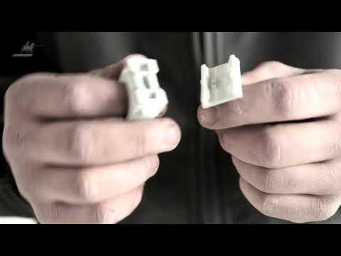 Colliers et chevilles de fixation Steck-Fixx OPDZ - DON QUICHOTTE