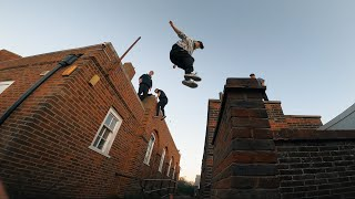Parkour Street Rats Movement Artists