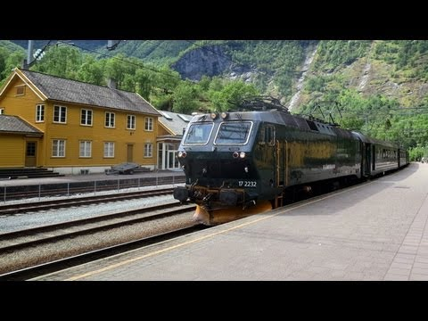 Flam Railway, Norwegian Fjords Cruise Ju