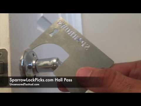 948) Review: Sparrows RIPCORD Garage Door Bypass Tool