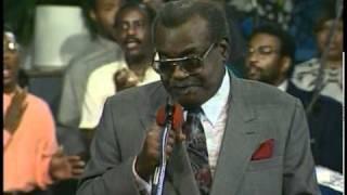 """Hallelujah Anyhow"" - Rev. Clay Evans with Rev. Oris Mays"