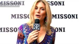 Missoni Spring 2012 Backstage & Show with Hofit Golan at Milan Fashion Week | FashionTV - FTV