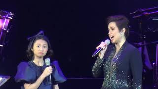 Shy -- Lea Salonga with Nicole Chien