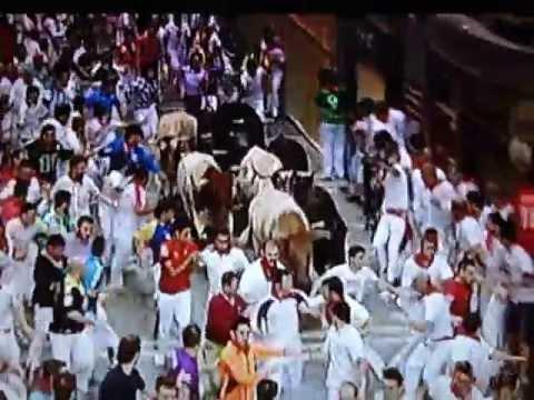 Bull Run 10.07.2013 { Pamplona } 4