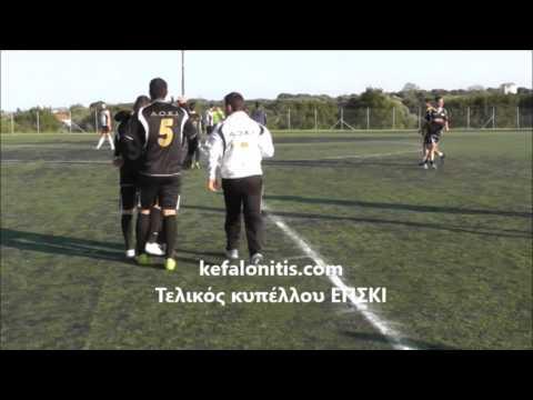 ΑΟΚΙ – ΑΕΚ 1-0 [Video Highlights]
