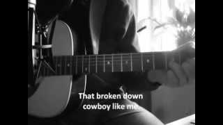 Broken down cowboy