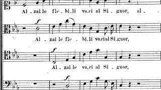 Mozart / Tubingen University Collegium Musicum Choir, 1961: Davidde Penitente, K469