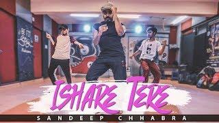 ISHARE TERE   Guru Randhawa, Dhvani Bhanushali | Sandeep Chhabra | Souls On Fire 3