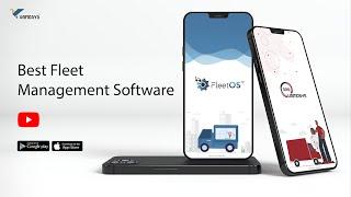 Best Fleet Management Software for all Fleet Size | FleetOS and DRS Driver