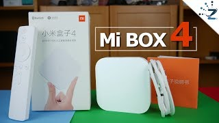 Xiaomi Mi Box 4 Unboxing and Quick Review!