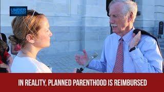 "Maine Senator on ""Defunding"" Planned Parenthood"