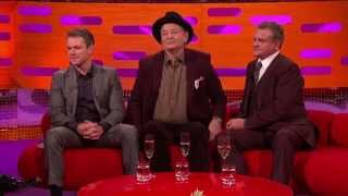 The Graham Norton Show-Matt Damon, Bill Murray, Hugh Bonneville- Part 1