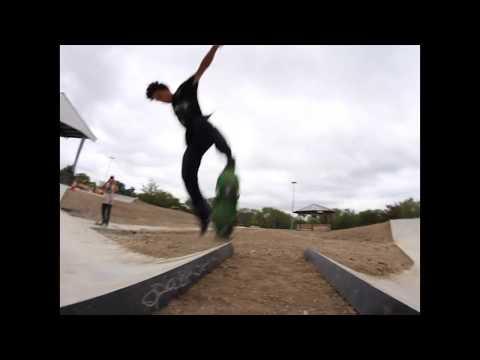 San Antonio Skate Parks: Heritage Duck Pond